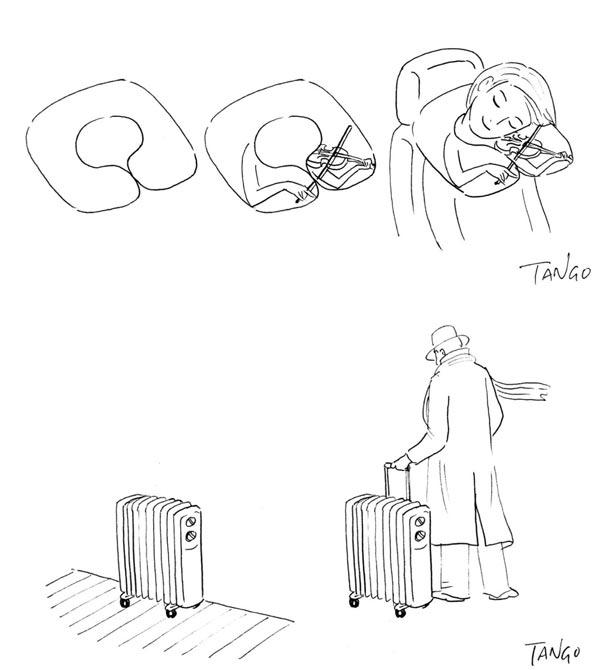 1.两款旅行设计